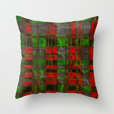 Scottish Throw Pillow