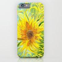 Sunflower Symphony iPhone 6 Slim Case