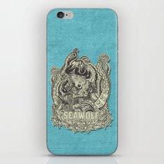 SeaWolf iPhone & iPod Skin