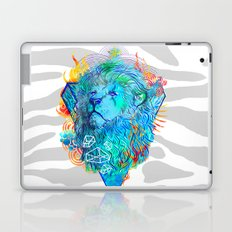 Fire Lion Laptop & iPad Skin