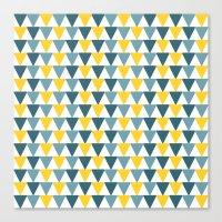 Pattern16 Canvas Print