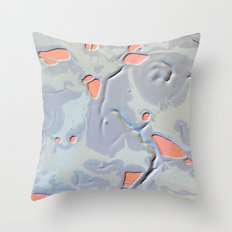 Nine Throw Pillow