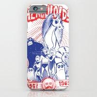 the herculoids iPhone 6 Slim Case