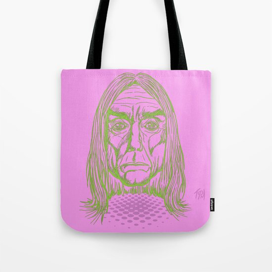 """Ready to Die"" by Tim Lukowiak Tote Bag"