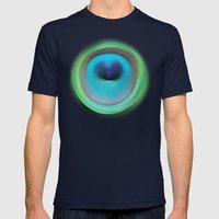 Just Dive Mens Fitted Tee Navy SMALL