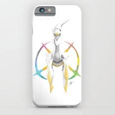 Almighty God (Multitype) iPhone 6 Slim Case