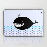 Whale  (water Proof Pian… Laptop & iPad Skin