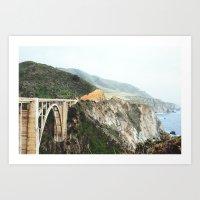 Bixby  Art Print