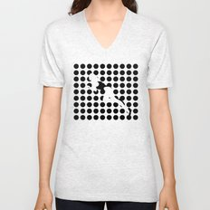INVISIBLE WOMAN Unisex V-Neck