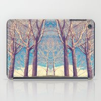 The nature of symmetry  iPad Case