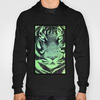 Be A Tiger (Green) Hoody