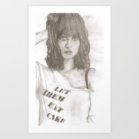 Hayley Williams 2 Art Print