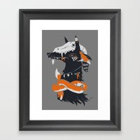 Hylactor Framed Art Print