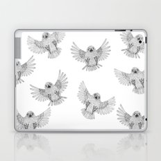 Chicks of prey (belligerant and unconquered) Laptop & iPad Skin