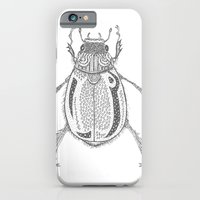 iPhone & iPod Case featuring Coleoptera by Marrit van Nattem
