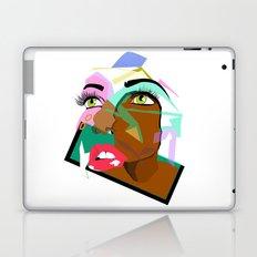 Anyone: I N  B L A C K  Laptop & iPad Skin