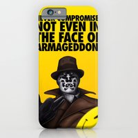 iPhone & iPod Case featuring Rorschach by joogz