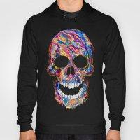 Chromatic Skull 02 Hoody
