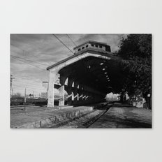Abandoned - Forgotten Canvas Print
