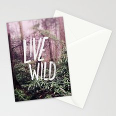 Live Wild: Oregon Stationery Cards