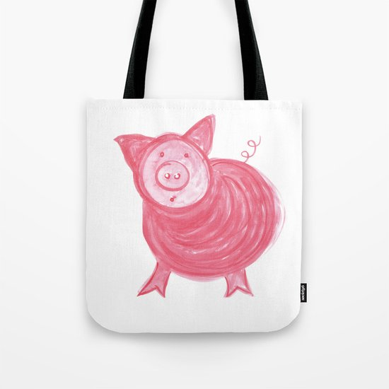 Little Piggy! Tote Bag
