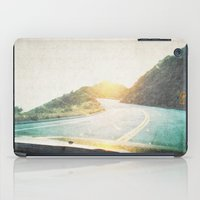Letters From the Road 2 iPad Case