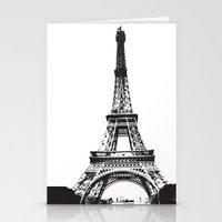 WE LOVE PARIS Stationery Cards