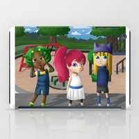 At the Playground iPad Case
