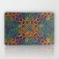 Colorful Fractal Pattern Laptop & iPad Skin