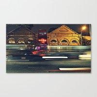 Hard Rock Cafe Canvas Print
