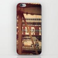 (Faux) Vintage NY, NY iPhone & iPod Skin