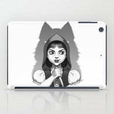 Little Red Riding Hood's Surprise iPad Case