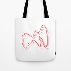 La Grand Vitesse (The Calder) Tote Bag