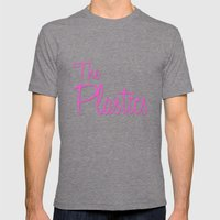 The Plastics - From The … Mens Fitted Tee Tri-Grey SMALL