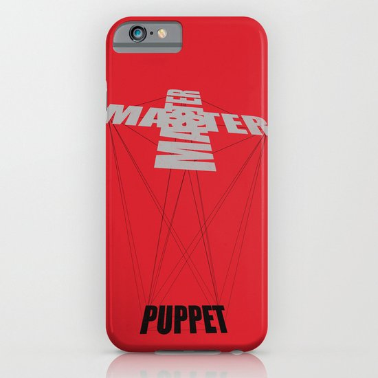 Puppet Master iPhone & iPod Case