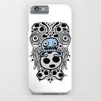 iPhone & iPod Case featuring Panopticon Space (White Version) by Alberto Corradi