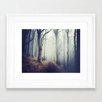 Fforest Framed Art Print
