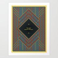 The Fledged. Art Print