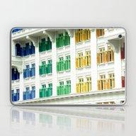 Rainbow Windows Laptop & iPad Skin