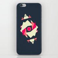 Satellite 3 iPhone & iPod Skin