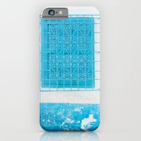 iPhone & iPod Case featuring Two Blue Shuttered Windows by Eyeshoot Photography
