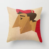 Fausto Throw Pillow