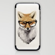 Mr. Fox iPhone & iPod Skin