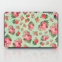 FLORAL PATTERN iPad Case