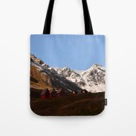 Hatcher Pass Termination… Tote Bag