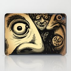 Incoming iPad Case