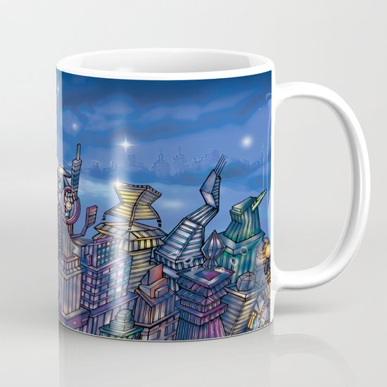 C2 & Posse (New-New York City) Mug
