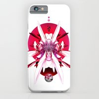 iPhone & iPod Case featuring Another Photoshop Robot (Alternate Version) by Andre Villanueva