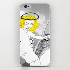 angel n devil iPhone & iPod Skin