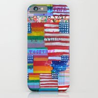 Flags For The Future Mash Up iPhone 6 Slim Case